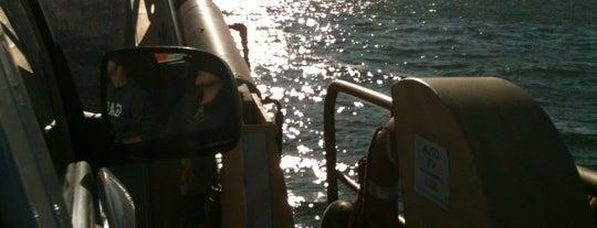 Traghetto Marina Di Ravenna - Porto Corsini is one of Riviera Adriatica.