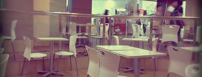 McDonald's is one of Shank 님이 좋아한 장소.
