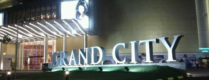 Grand City is one of My Lovely Place Ever !.