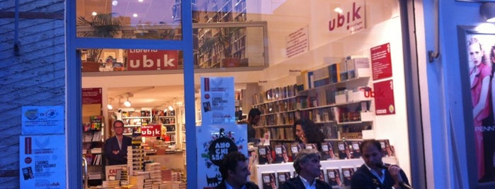 Ubik is one of Lieux qui ont plu à Mario.