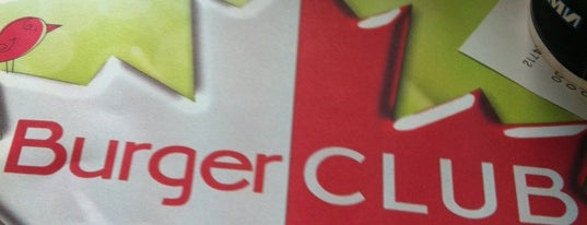 Burger Club is one of Леночка 님이 좋아한 장소.