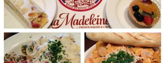 la Madeleine French Bakery & Café Meyerland is one of Wayne : понравившиеся места.