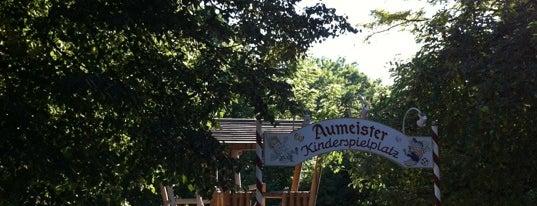 Spielplatz Aumeister is one of Spielplätze.