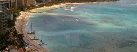 Sheraton Leahi Club Lounge is one of Favorite Local Kine Hawaii.