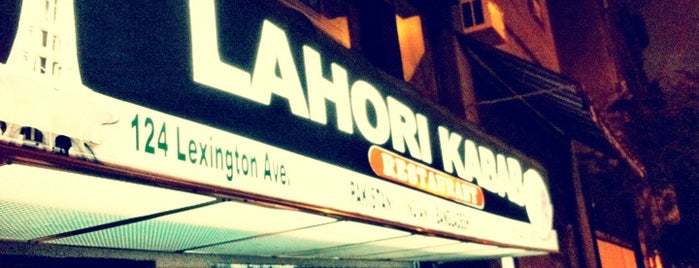 Lahori Kabab is one of Locais curtidos por st.