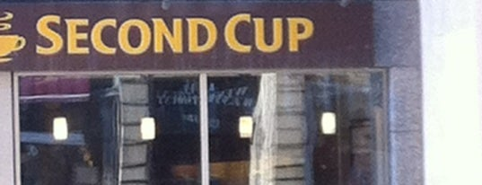 Second Cup is one of Lieux qui ont plu à Antonio.