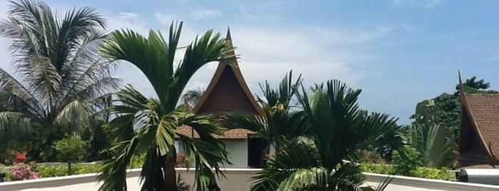 Thai House Beach Resort is one of สถานที่ที่ www.Milena- ถูกใจ.