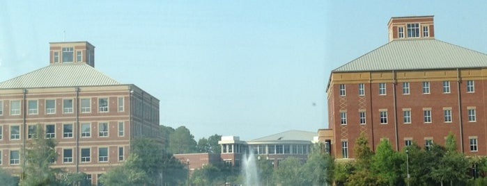 Georgia Southern University is one of Southeast Province.