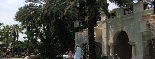 Hammock Beach Resort is one of Posti che sono piaciuti a Rob.