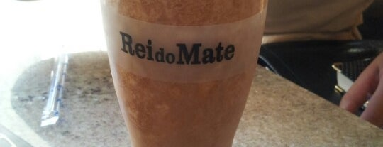 Rei do Mate is one of Lugares favoritos de Dade.
