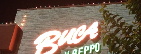 Buca di Beppo Italian Restaurant is one of My trip to Florida.