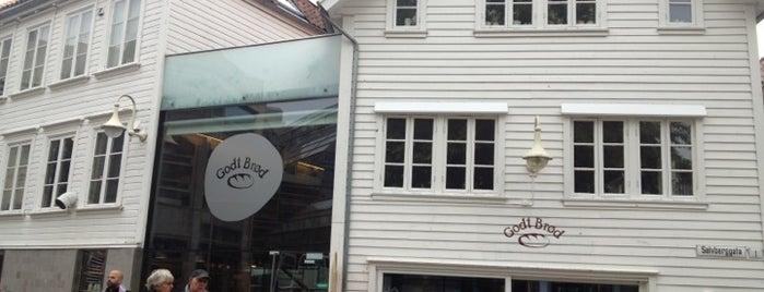 Godt Brød is one of Stavanger.