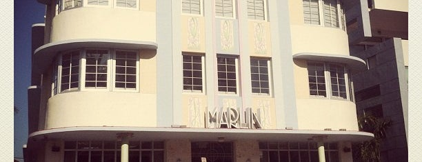 Marlin Hotel is one of The Hipster Chronicles.