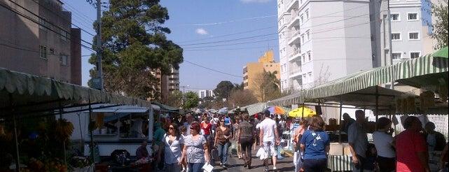 Feira Livre do Alto da Glória is one of Curitiba Bon Vivant & Gourmet.