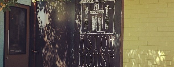 Astor House is one of Breakfast.