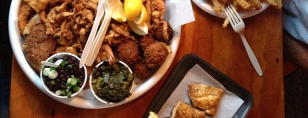 Singleton's Seafood Shack is one of 500 Things to Eat & Where - South.