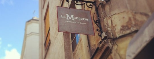 La Mangerie is one of Paris.