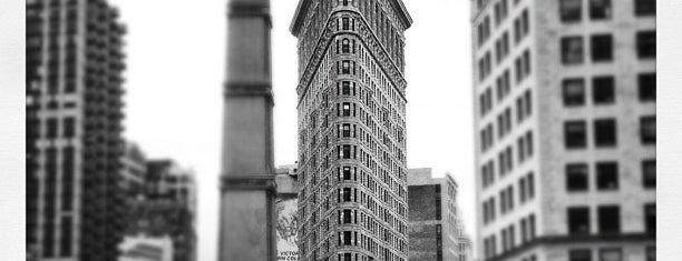 Flatiron Building is one of New York's Best Entertainment - 2012.