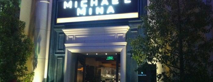 Michael Mina is one of Eating Las Vegas: 50 Essential Restaurants 2013.