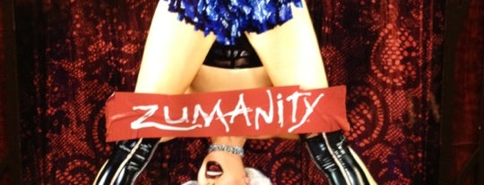 Zumanity is one of Vegas Vacation.