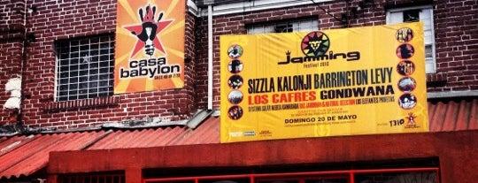 Casa Babylon is one of selección Bogota.
