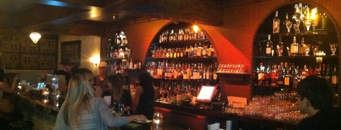 The Charleston is one of bars.