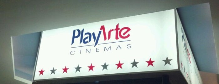 PlayArte Cinemas is one of Rolê cinematográfico em SP.