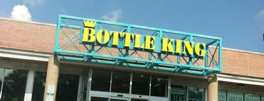 Bottle King is one of Lugares favoritos de Will.
