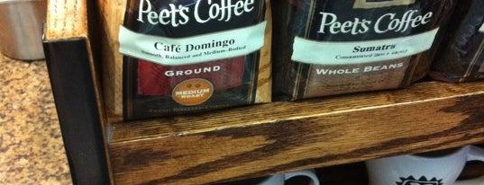 Peet's Coffee is one of My home LA.