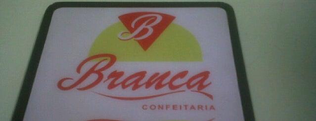 Branca restaurante a quilo is one of Locais salvos de Veronica.
