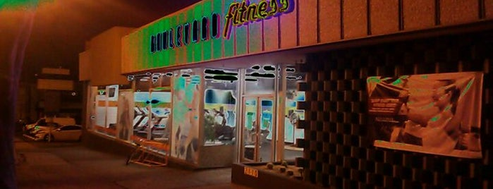 Boulevard Fitness is one of San Diego.