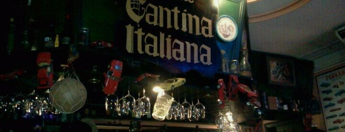 Cantina Italiana is one of Restaurantes.