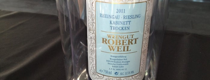 Weingut Robert Weil is one of Wine World.