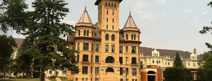 Fergus Falls State Hospital Complex is one of Corey's Liked Places.