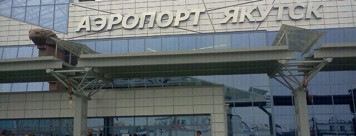 Yakutsk Airport (YKS) is one of Free WiFi Airports 2.