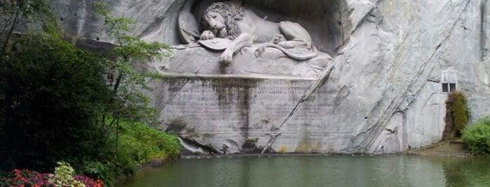 Löwendenkmal | Lion Monument is one of schon gemacht 2.