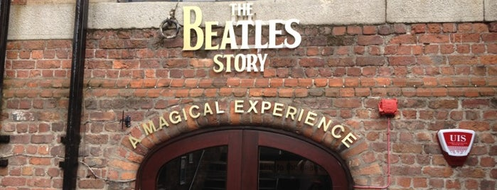 The Beatles Story is one of Favorite places in the UK.