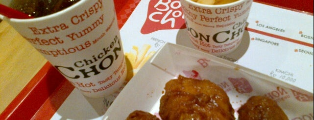 BonChon Chicken is one of Restaurant/Foodcourt.
