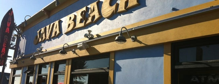 Java Beach Cafe is one of Tempat yang Disimpan David.
