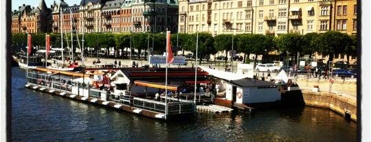 Djurgårdsbron is one of Stockholm City Guide.
