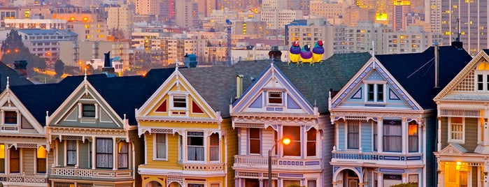 Painted Ladies is one of to do in sf.