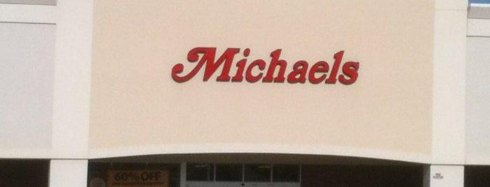 Michaels is one of Rob'un Beğendiği Mekanlar.