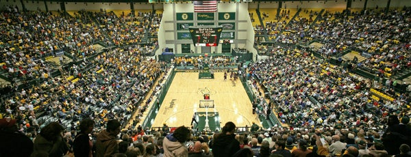 William & Mary Hall / Kaplan Arena is one of Orte, die Bianca gefallen.