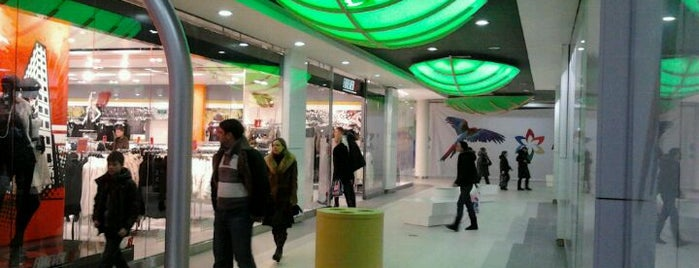 Academ-Park Mall is one of Все торговые центры Санкт-Петербурга.