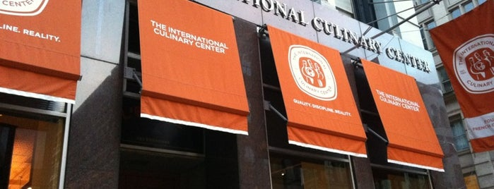 International Culinary Center is one of New York Foodie.