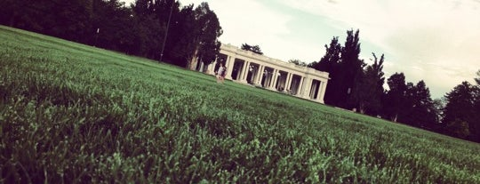 Cheesman Park is one of Denver's Best Entertainment - 2012.