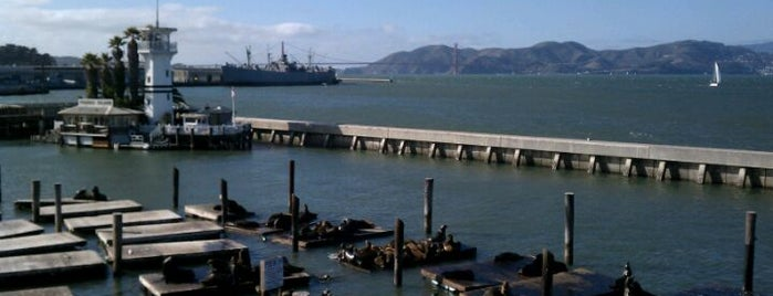 Pier 39 is one of Great City By The Bay - San Francisco, CA #visitUS.