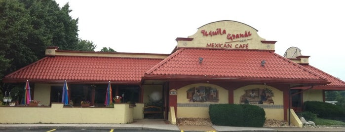 Tequila Grande Mexican Cafe is one of Local Dining.