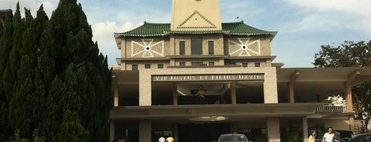 Church of St Joseph is one of Singapore Catholic Churches (North).