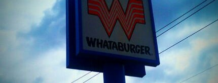 Whataburger is one of Thailand.